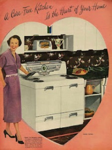Questioning domestic bliss at Big Words blog