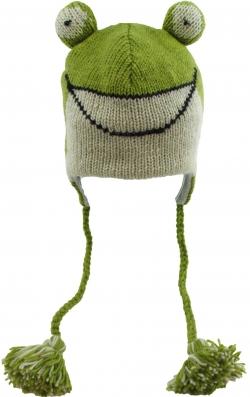 Funny woollen hat
