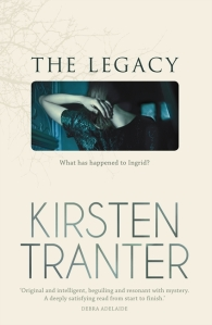 Kirsten Tranter, The Legacy