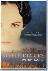 Wendy James, Steele Diaries
