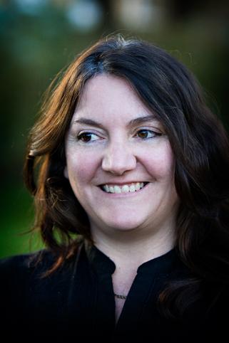 Author Wendy James