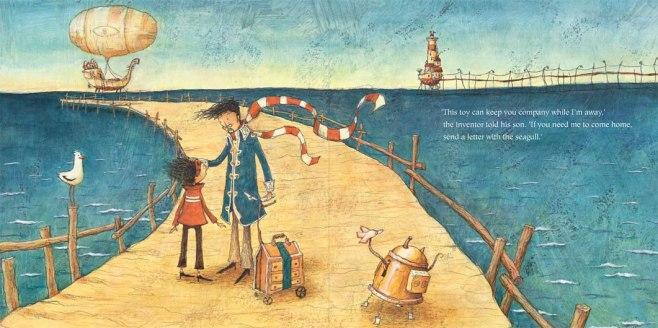 Sonya Hartnett & Lucia Masciullo, The Boy and the Toy
