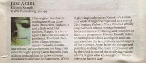 just_a_girl review, The Age + Sydney Morning Herald
