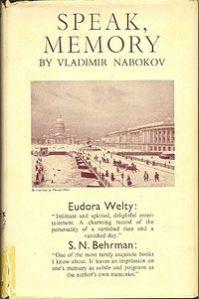 Vladimir Nabokov, Speak Memory