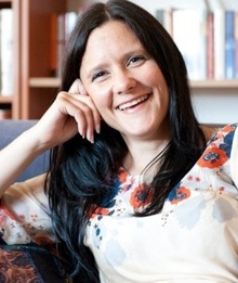 Journalist and author Jo Case