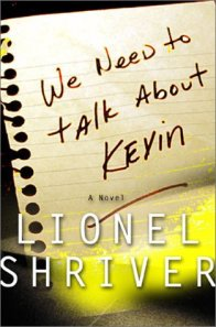 Lionel Shriver's We Need to Talk About Kevin was a big influence on Dawn Barker's novel