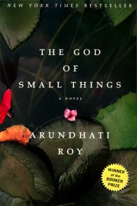 Arundhati Roy's novel The God of Small Things changed Laura's perception of the novel